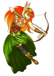 [ MADAME BREE CAROTTE ]  The ruler of archers by Marchef-Iustinianie