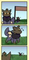 PKMN|Puppy Love Pt 1 by DevilsRealm