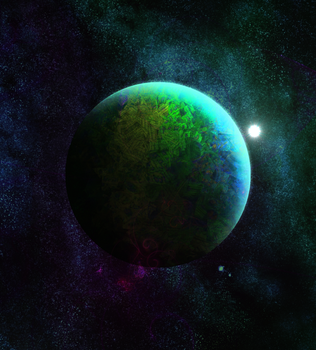 A New Dawn - The Nsia Planet by Jakeukalane