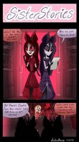 OC Comic-Arrival Pt2 by SisterStories