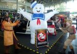 Bustin' the Marshmallow Man by PotionsTeddy