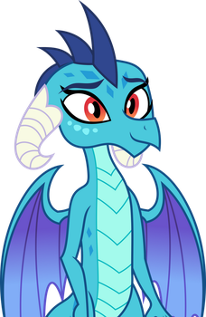 Vector #861 - Ember #7 by DashieSparkle