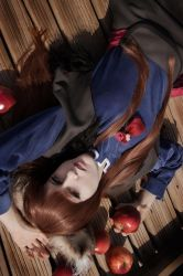 [Horo - Spice and Wolf] by Nawin92