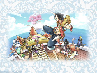 One Piece - Unlimited Dreams by Reironie17