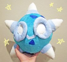 Blue Minior plush