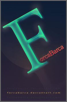 My ID: ForcaBarca by ForcaBarca