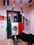 Proud to be Mexican (Mexico Independence Day) by FabianArtist
