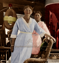 Maria and Olga in 1915 by Livadialilacs