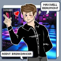 Maxwell Beaumont [TRR Playchoices] by Shinkomi