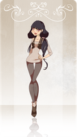 Evandaline Casual by Winterscent