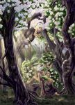 d: Dryad Weaving :b by nenuiel