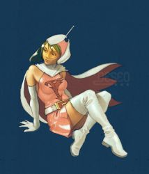 gatchaman by DESEO-ONE