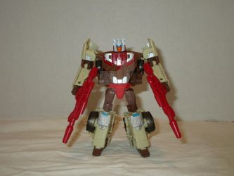 Transformers Customs 016 - Chromedome by EchoWing