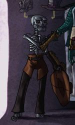 Candle Cove- Skin Taker by Ominous-Artist