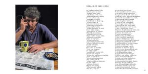 Required No More _2nd Half_ by poet Clive Blake by CliveBlake