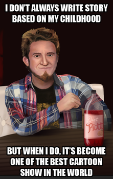 Alex Hirsch, everyone by markmak