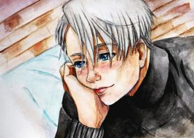 Victor by Alone-LostInParadise