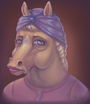 Beatrice Horseman by BiccaBiccaTree