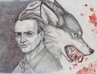 Hannibal Lecter by Northern-god
