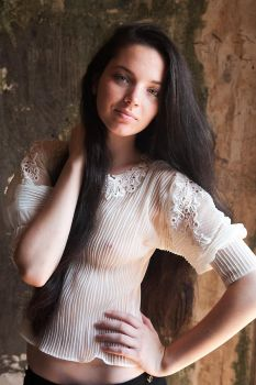 Rosie - luscious in lace 1 by wildplaces