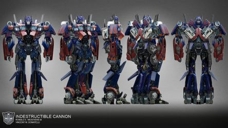 TF3 DOM - ViS - Optimus Root by GeneralSoundwave