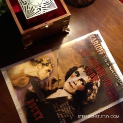 Rocky Horror 'NeverWere' Poster by steelgohst