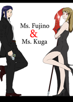 Mr. and Mrs...  Wait what...? by Yuri-World-Ruler