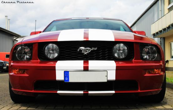 Ford Mustang GT by AljoschaThielen