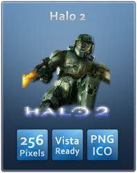Halo 2 by SkullBoarder