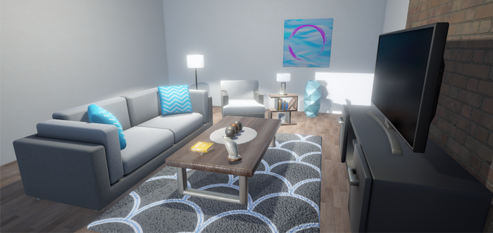 Unity Furniture Pack by JigglyRitz