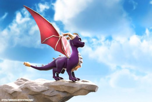 How to Train Your Spyro by Mochito