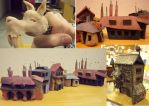 Stop-Motion Props by Skanaerrian