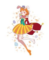 Easter Chika by DelicateFabric