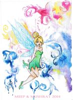Tinker Bell by L-Y-N-S