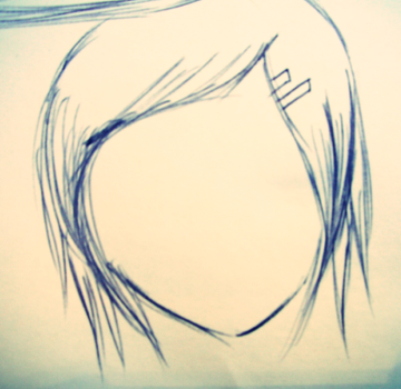 Anime hair1 by Deviaki