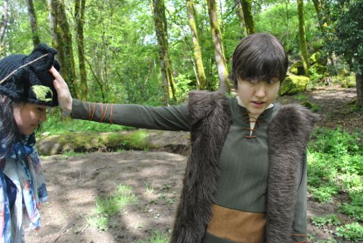 Hiccup Cosplay 7 by NedlyDeadly