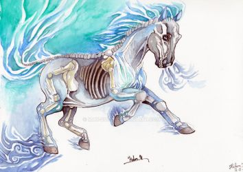 The dead horse by Max-Zorin
