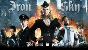 Iron Sky Wallpaper by XooL88