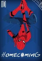Spider-Man Homecoming Wallpaper by IndividualDesign