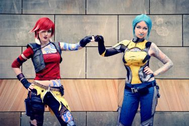 This is a Siren Brofist, Baby! [Borderlands 2] by Saerithi