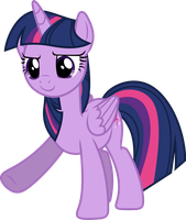 Determined Twilight Sparkle by 90Sigma