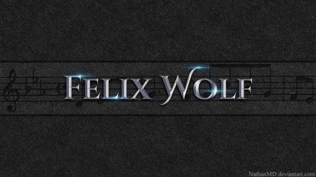 Felix Wolf - YouTube Banner by NathanMD