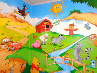 mural painting by casia85