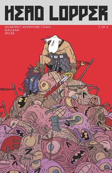 Head Lopper 2 by Andrew-Ross-MacLean