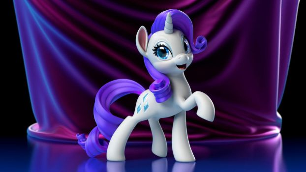 Rarity for Super Fan Art 3D Prints by TimothyB