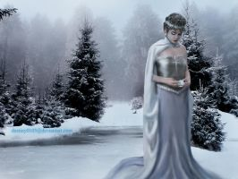 Winter Queen by D-E-S-T-I-N-Y-0105