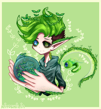 Earth creature jack by LightAppend