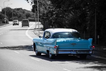 Old Cadillac by WillyEpp