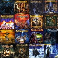 Blind Guardian AlbumsNsingles by samisox
