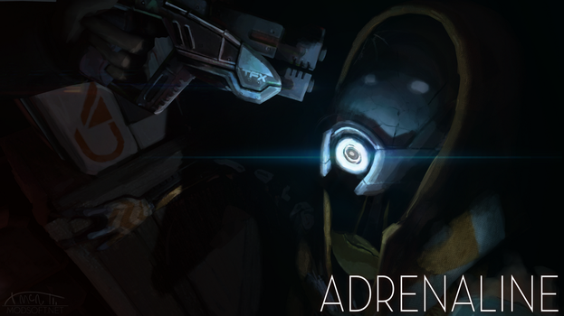 The Aurora Prophecy | 10 | Adrenaline by modsoft
